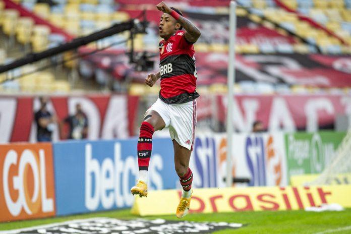 Bruno Henrique é eleito o 'Cara da Rodada' no Brasileirão
