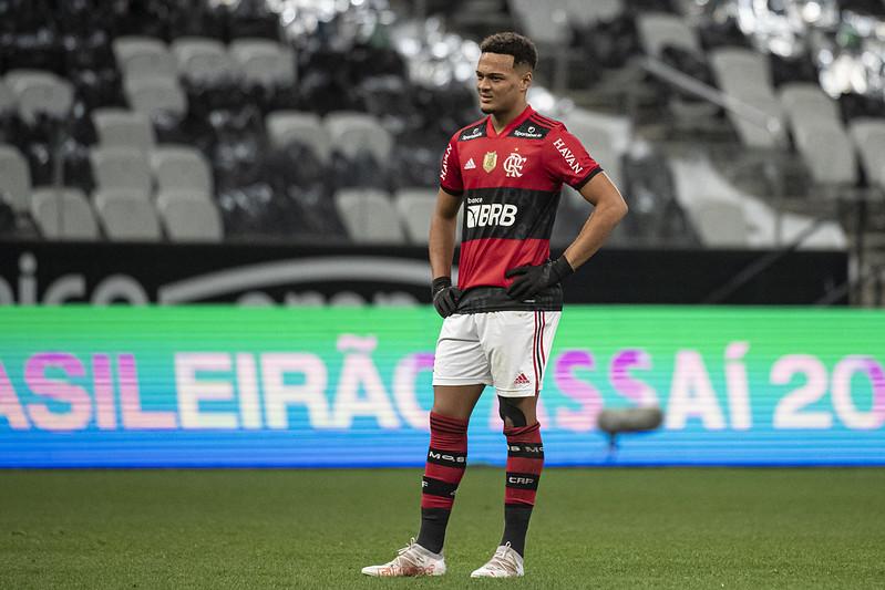 Flamengo fica perto de confirmar a saída de Rodrigo Muniz ao Fulham, da Inglaterra