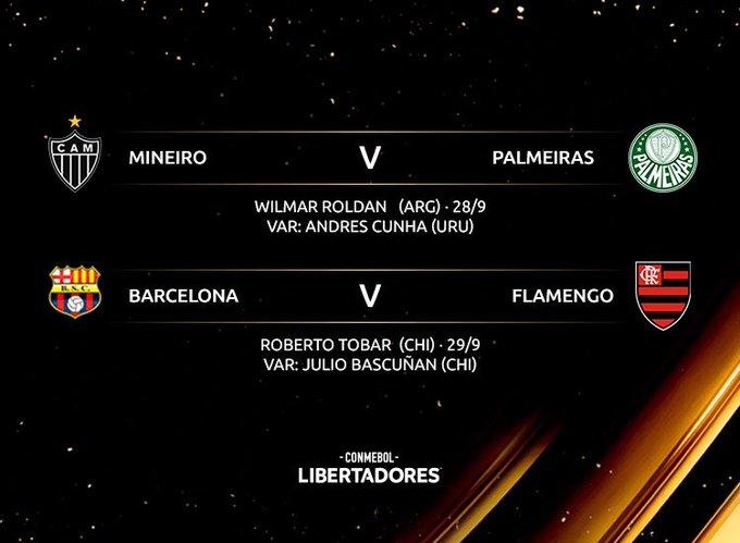 COnmebo-Libertadores