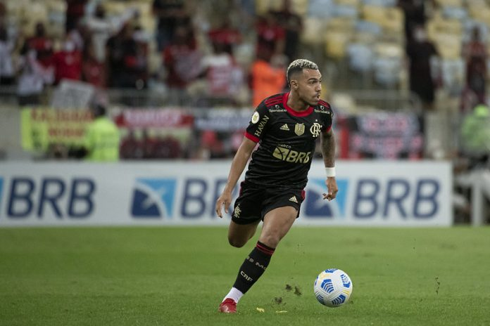 'Flamengo controlou o jogo o tempo todo', diz Athirson