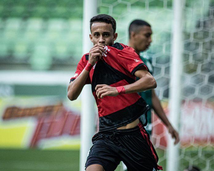 Na final! Flamengo vence Palmeiras mais uma vez e se classifica para a decisão da Copa do Brasil Sub-17